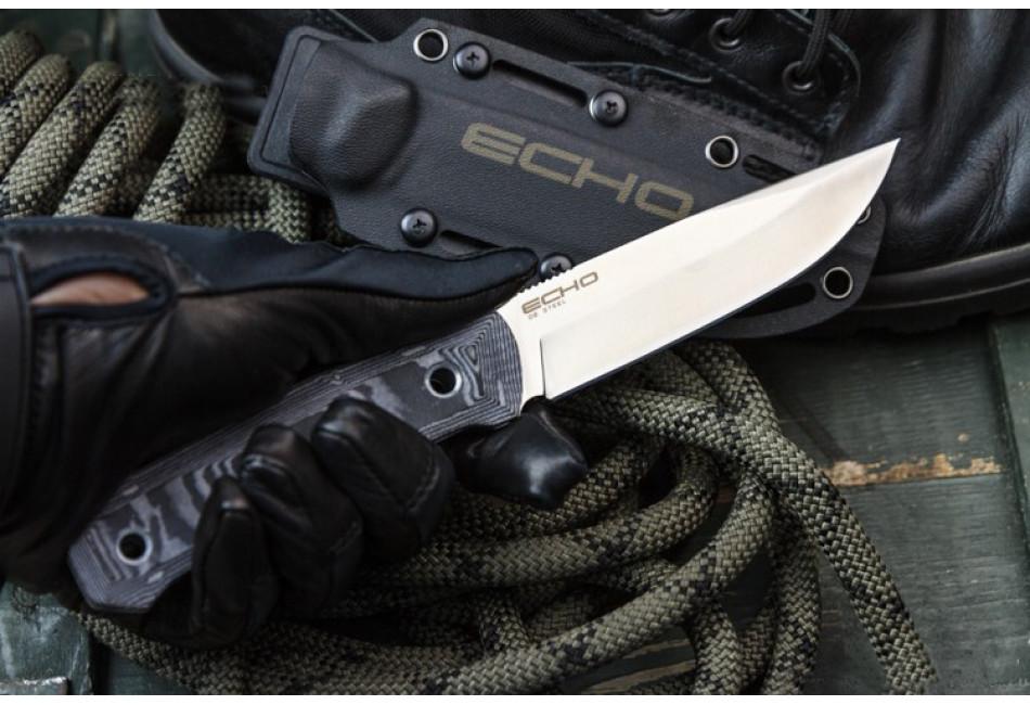 Нож Echo D2 Satin