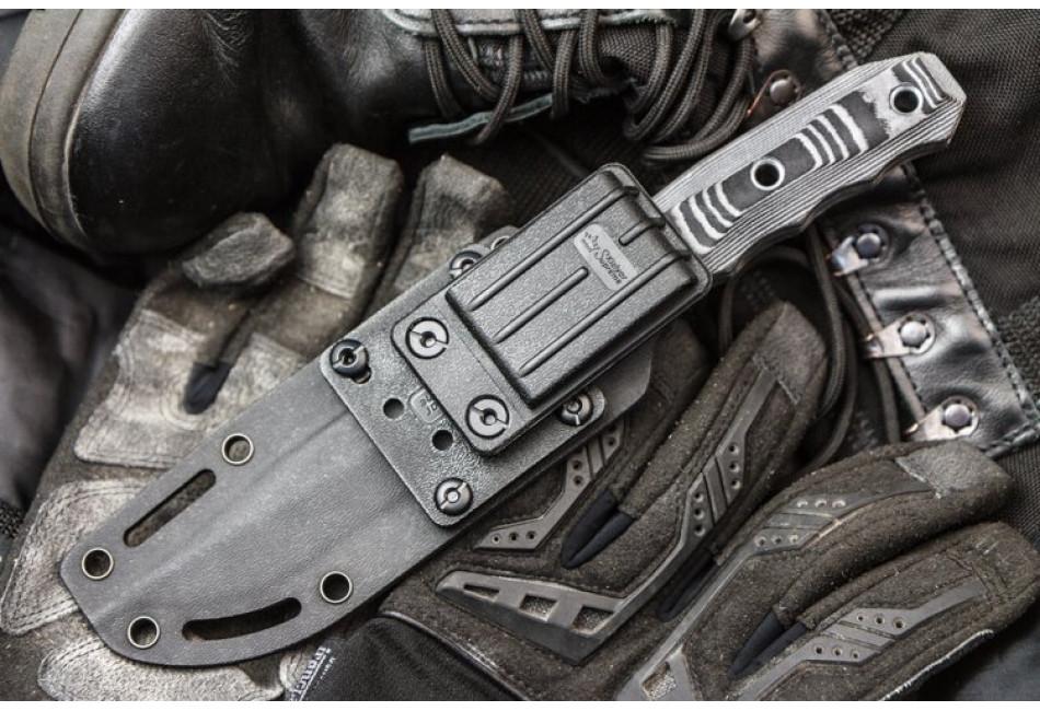 Нож Enzo D2 Satin