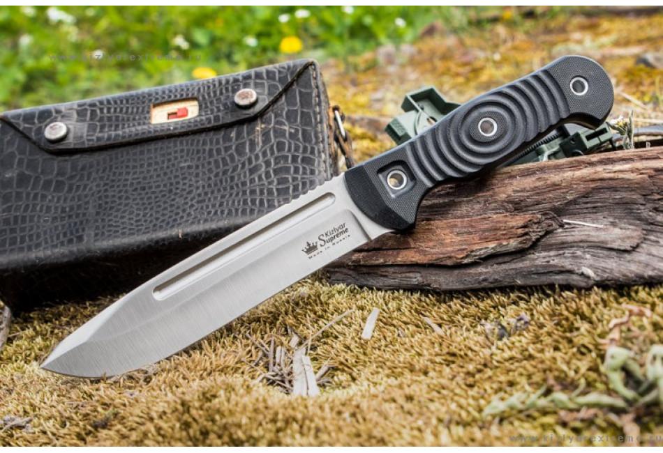 Нож Maximus Sleipner Satin