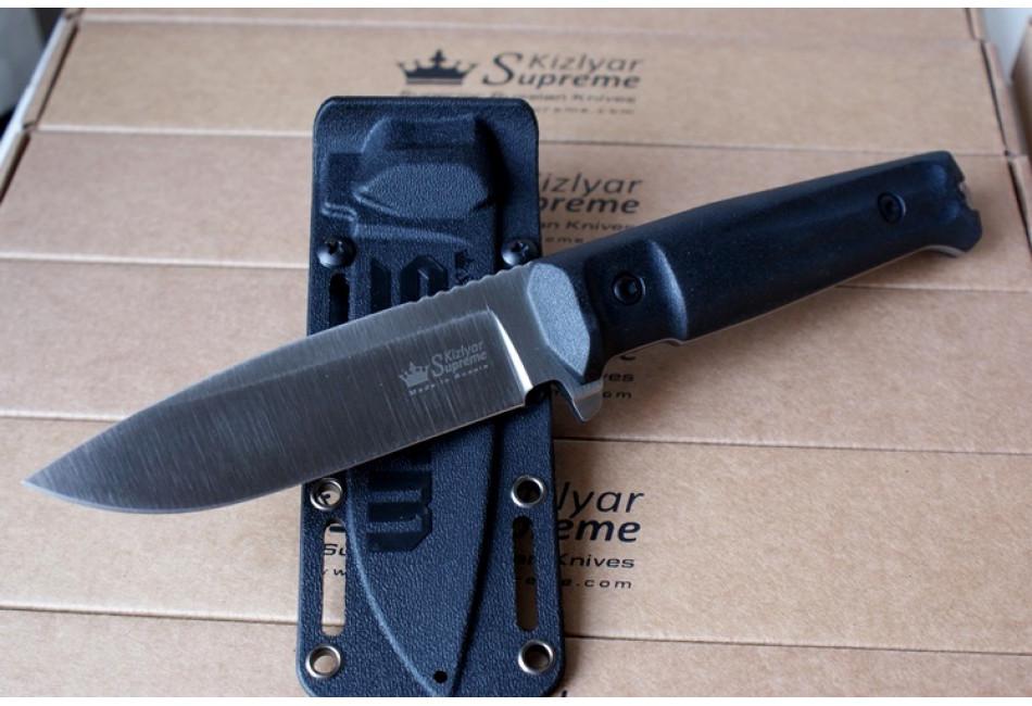 Нож Sturm CPM 4V Satin BH