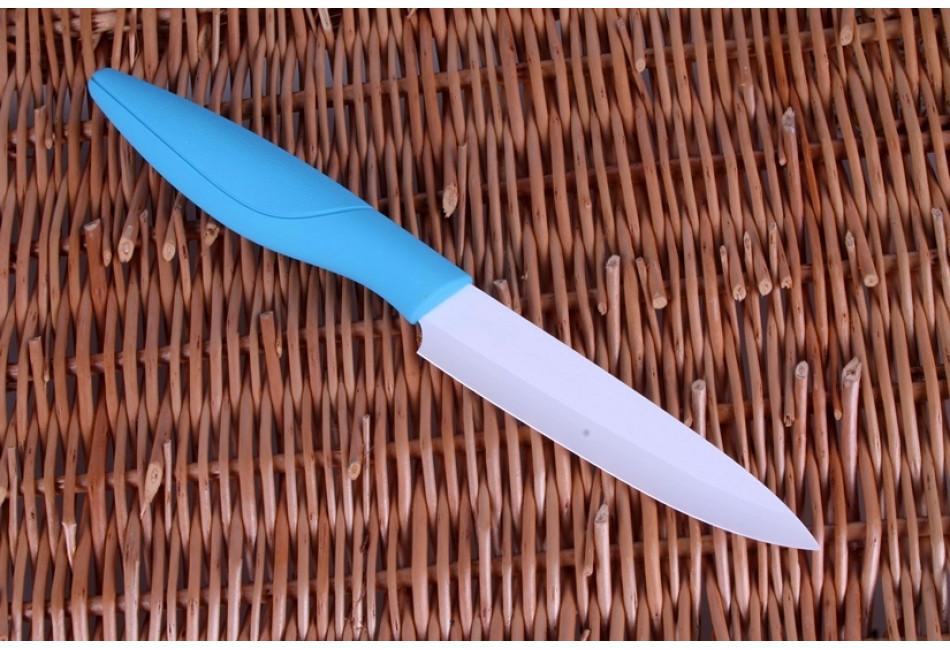 Нож керамический HC150W-BLU150мм
