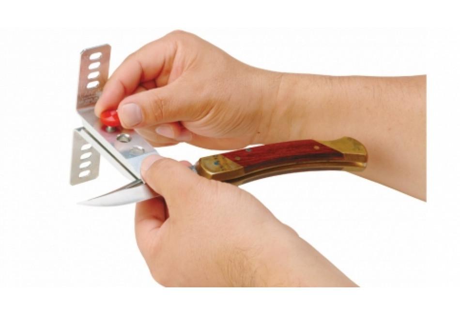 Набор для заточки ножей Lansky Natural Arkansas LKNAT