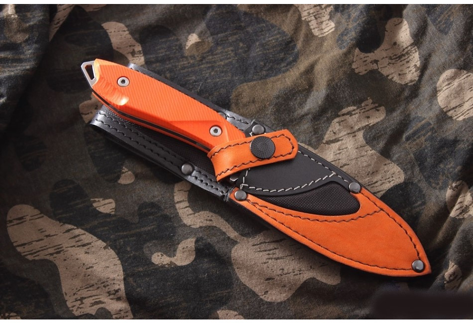 Нож Hardy Orange