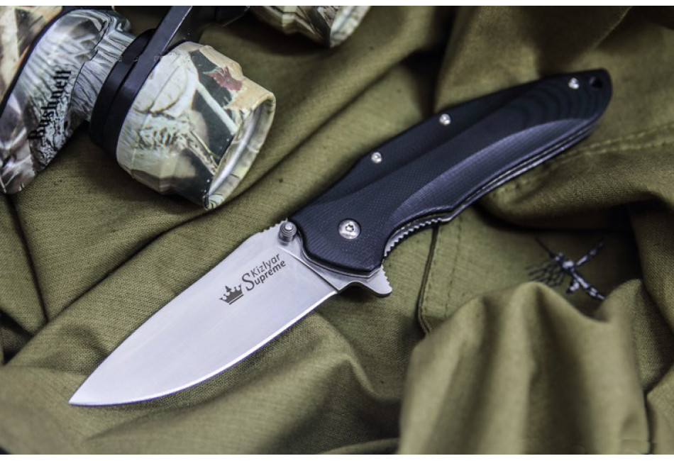 Складной нож Zedd AUS-8 Satin