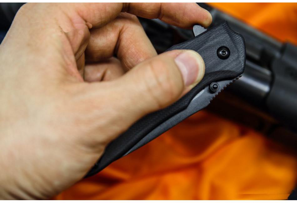 Складной нож Zedd AUS-8 BT