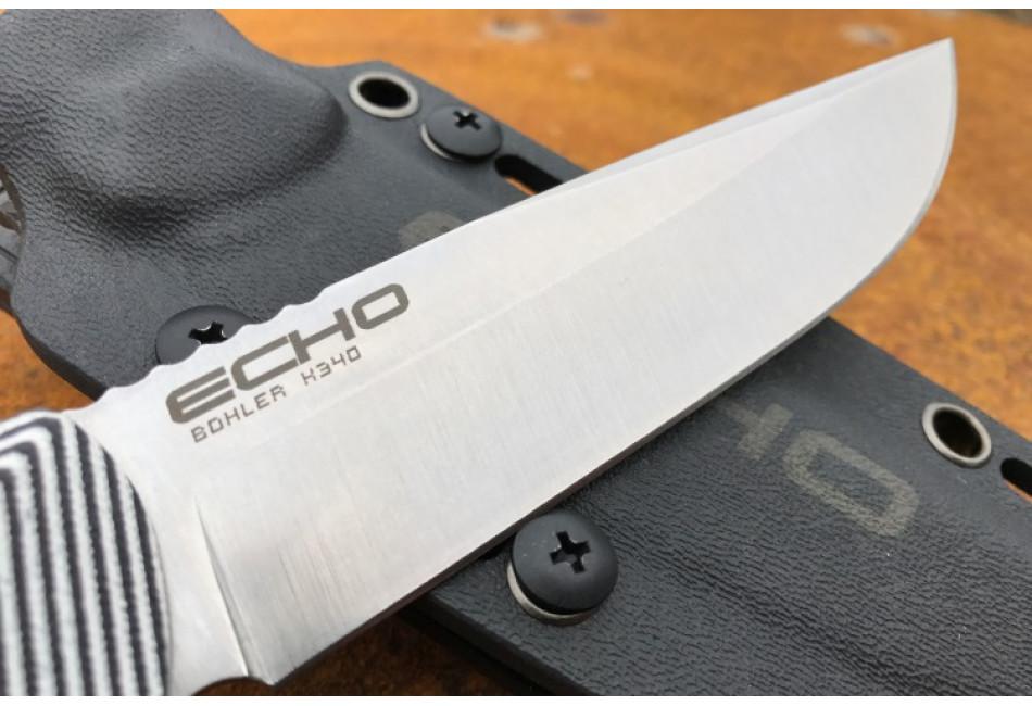 Нож Echo Bohler K340 Satin SW