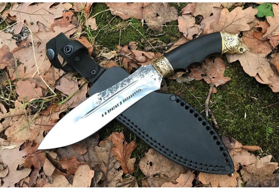 Нож Медведь Х12МФ