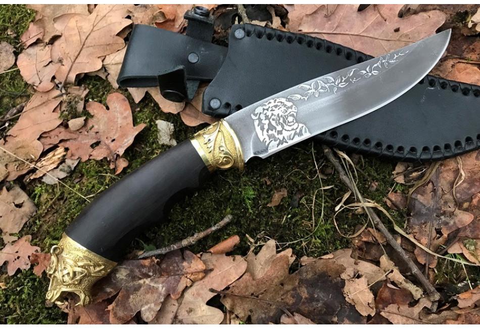 Нож Восточный Х12МФ