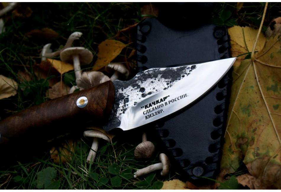 Нож Качкар Х12МФ