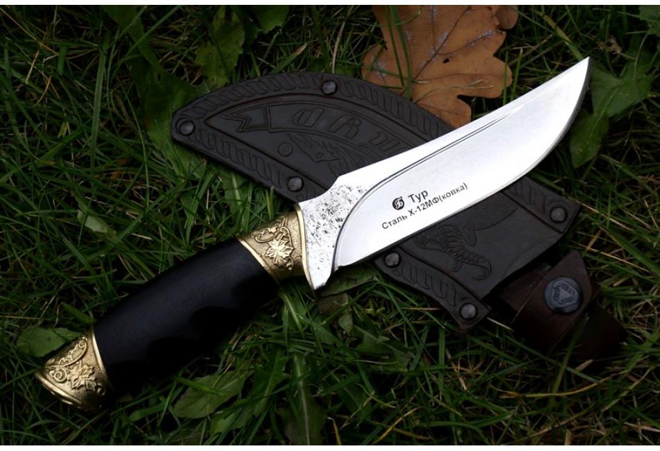 Нож Тур Х12МФ
