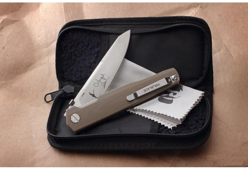 Складной нож Pike D2 (Сергей Шнуров)