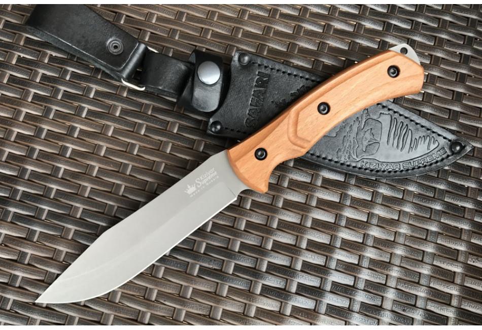Нож Safari AUS-8 TW