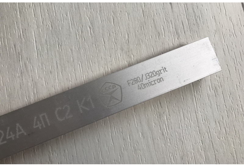 Камень для точилки типа Apex 320 Grt