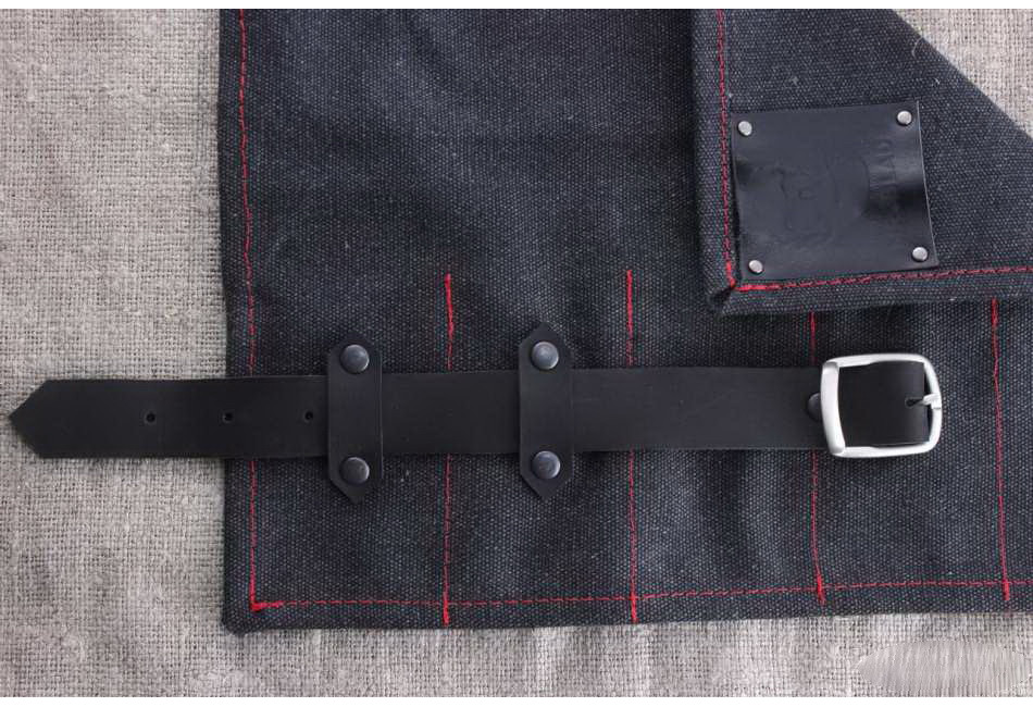 Сумка BAG-FIVE черная – MR.BLADE