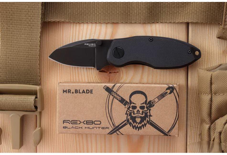 Складной нож Rexbo
