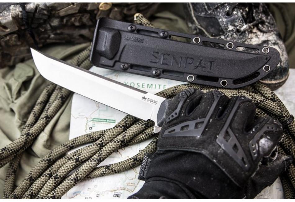 Нож Senpai AUS-8 Satin BH