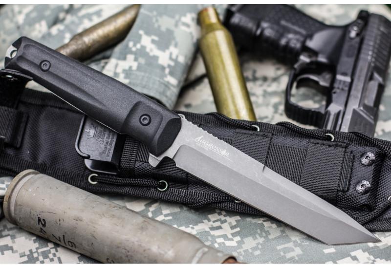Нож Aggressor D2 TW