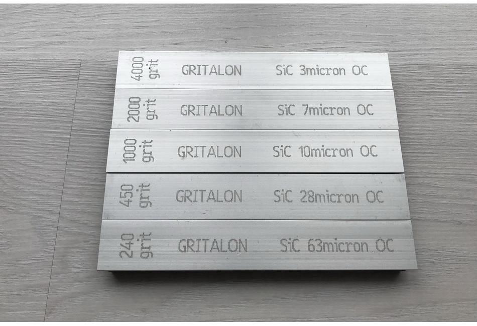Комплект брусков Оптимальный №1 GRITALON 25мм (5 шт)