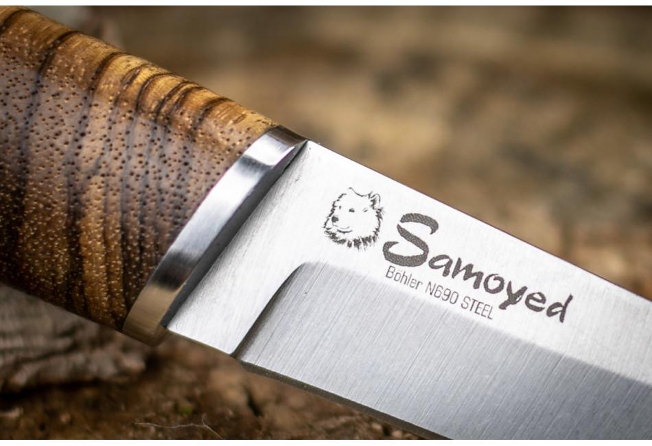 Нож Samoyed N690