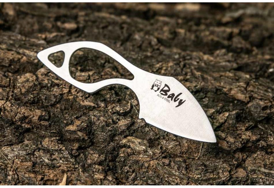 нож Mini Hammy AUS-8 SW