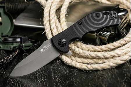 Складной нож Bloke X Sleipner TW