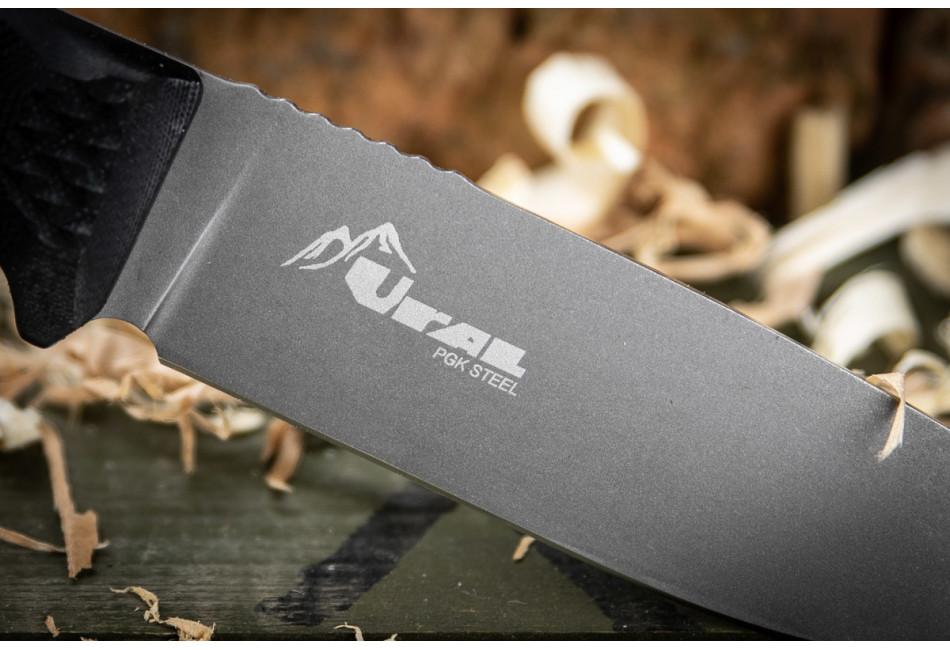 Нож Ural PGK TW G10