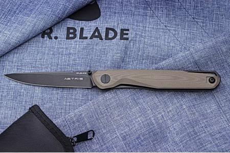 Складной нож Astris D2 Tan