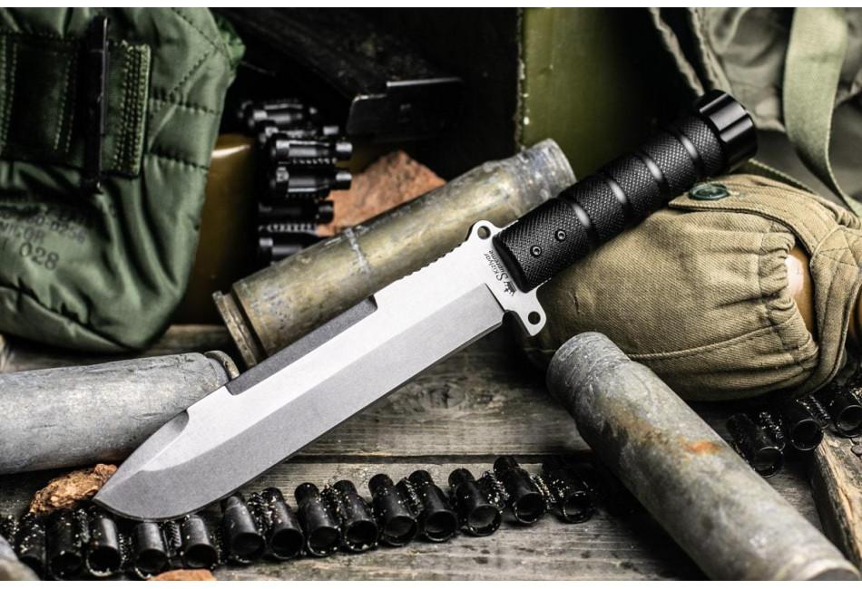 Нож выживания Survivalist X D2 SW
