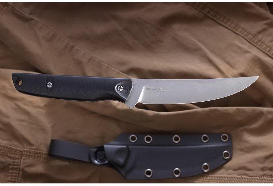 Нож Scar Black Х105