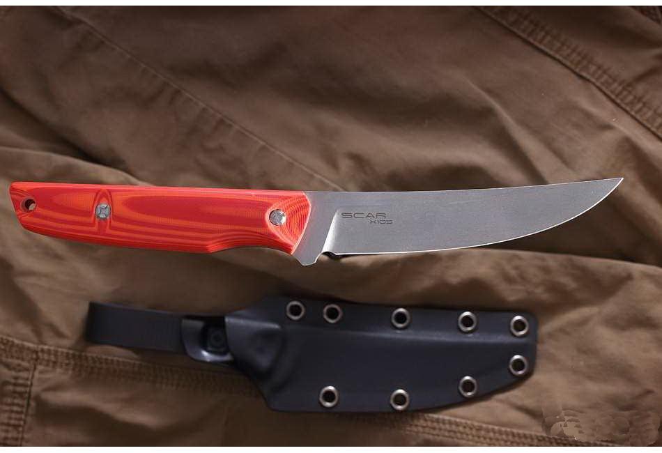 Нож Scar Orange Х105