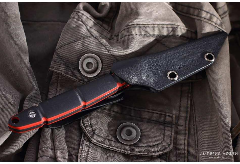 Нож Viper Red Black SW X105