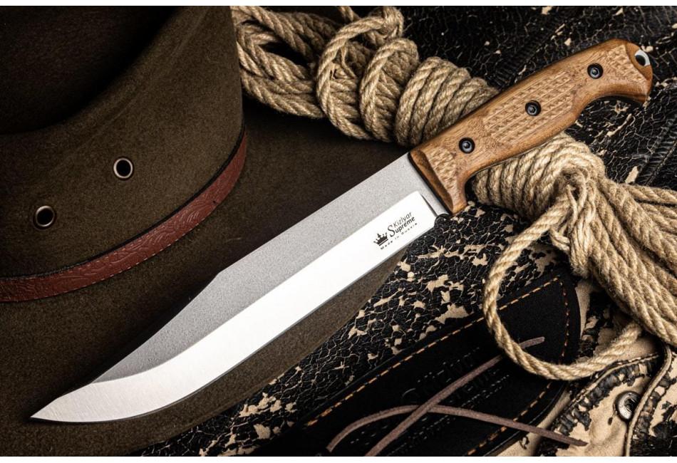 Нож Bastardo 420 HC